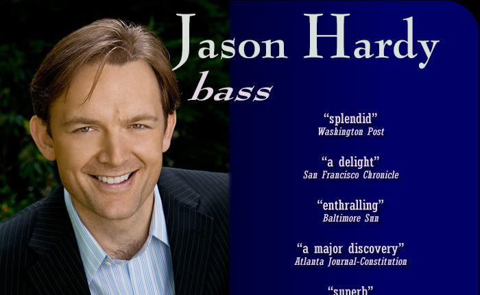 Jason Hardy Jason Hardy Bass