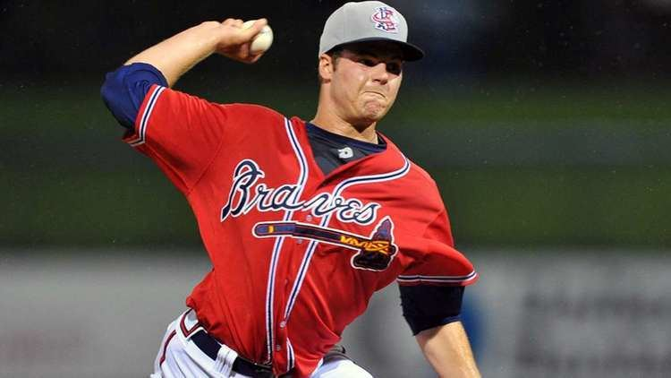 Jason Hursh Top Prospects Hursh ATL MLBcom