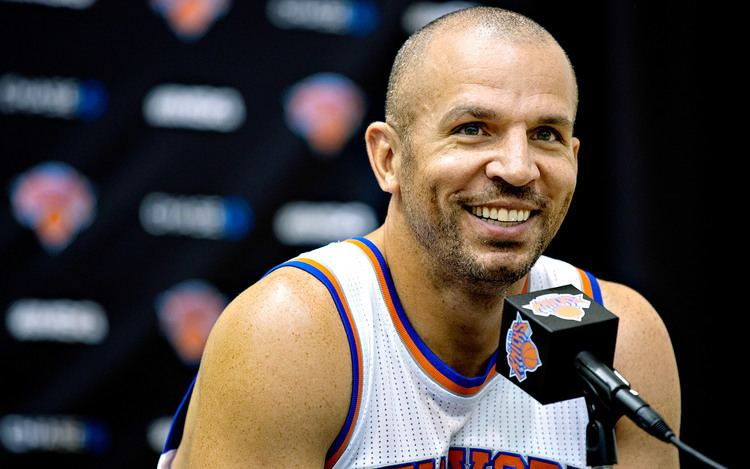 Jason Kidd Jason Kidd New York Knicks Media Day ESPN