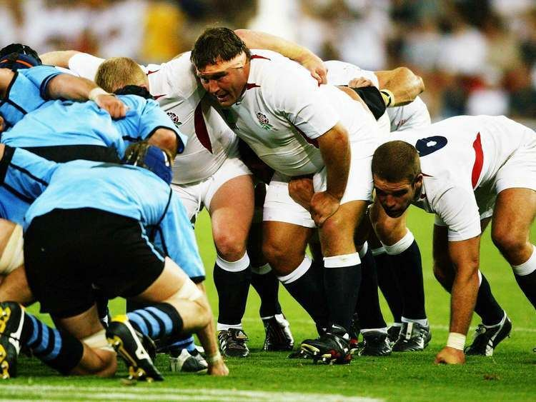 Jason Leonard Rugby World Cup 2015 100 moments Jason Leonard The Independent