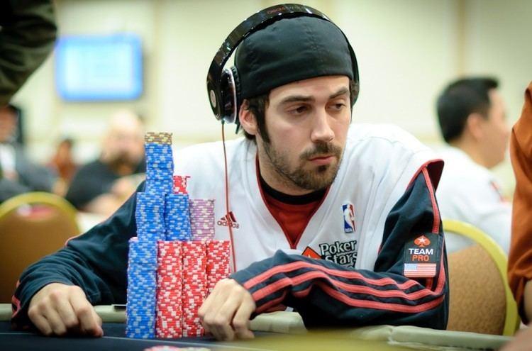 Jason Mercier PokerStarsnet NAPT Los Angeles Day 3 Jason Mercier Third