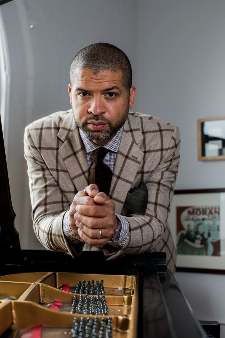 Jason Moran Jason Moran Music Works International