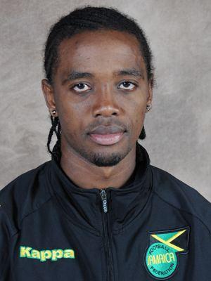 Jason Morrison (footballer) Jason Morrison Reggae Boyz Midfielder Jamaica Football