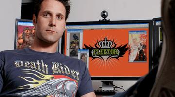 Jason Rubin Jason Rubin takes president role at THQ as Bilson leaves