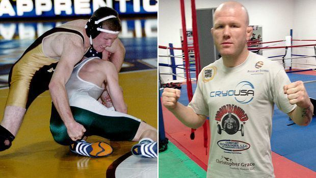 Jason Sampson MMA fighter finding peace years after accidently breaking