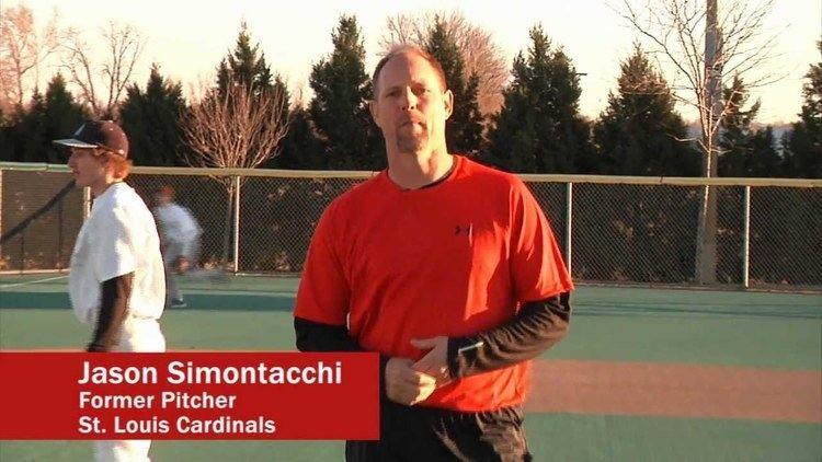 Jason Simontacchi Former St Louis Cardinals Pitcher Jason Simontacchi for