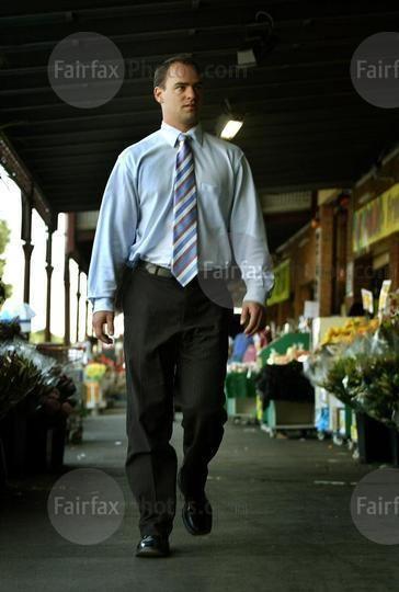 Jason Snell (footballer) Fairfax Syndication Former Geelong footballer Jason Snell