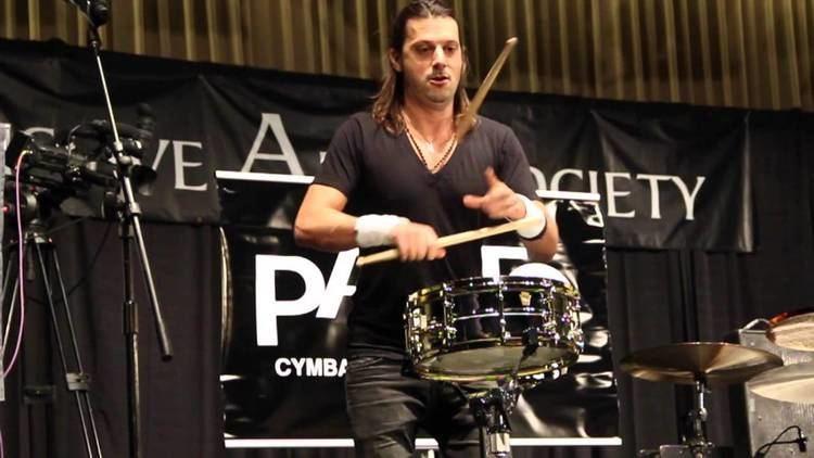 Jason Sutter Ludwig Drums Presents Jason Sutter PASIC 2014 YouTube