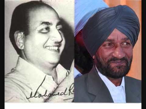 Jaspal Singh (singer) Geet Gata Chal O Sathi Tribute To Reshmi Si Awaz ke Malik S Jaspal