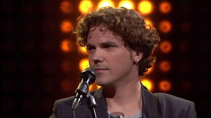 Jasper Steverlinck Jasper Steverlinck stelt nieuwe cd voor VTM