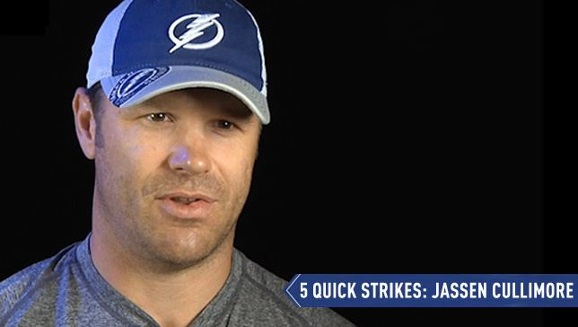 Jassen Cullimore 5 Quick Strikes with Jassen Cullimore Features