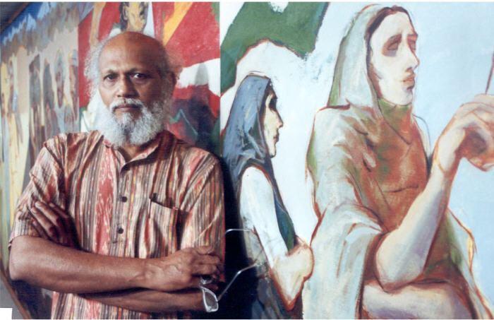 Jatin Das (painter) the