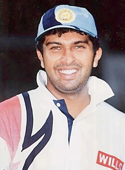 Jatin Paranjpe (Cricketer) in the past
