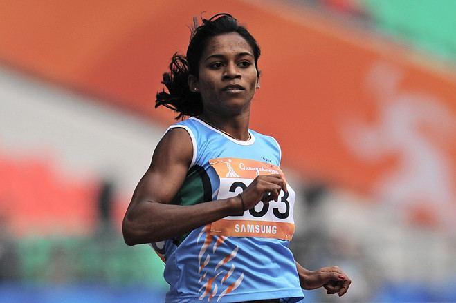 Jauna Murmu AAC Odisha athlete Jauna Murmu enters 400 m hurdles final