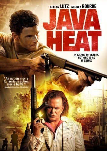 Java Heat Amazoncom Java Heat Kellan Lutz Mickey Rourke Conor Allyn