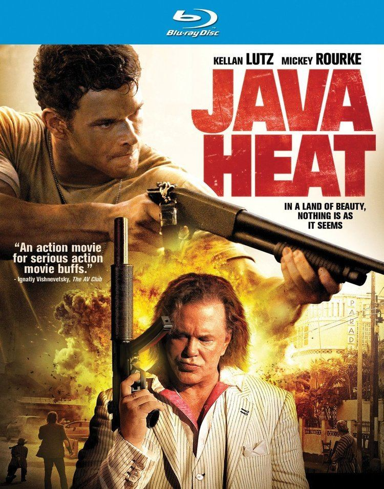 Java Heat Java Heat Bluray Canada