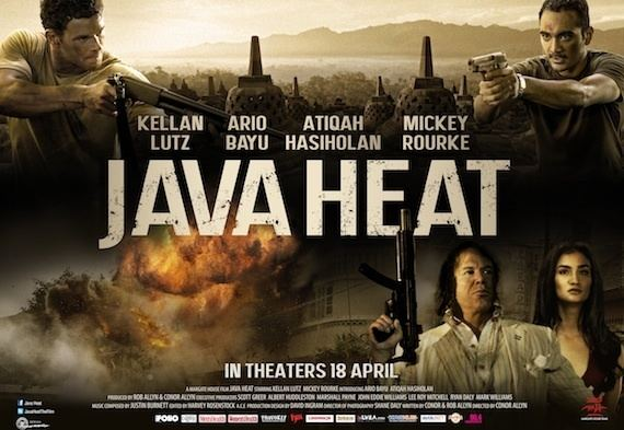 Java Heat Feeling Hot Hot Hot Java Heat Thoughts on Films
