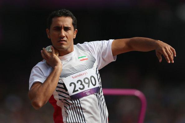 Javad Hardani Javad Hardani Photos Photos 2012 London Paralympics Day 7