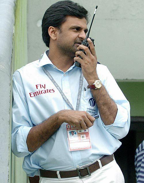 Javagal Srinath (Cricketer)