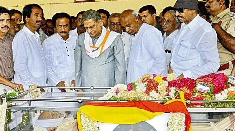 Javare Gowda Dr De Javare Gowda Deccan Chronicle
