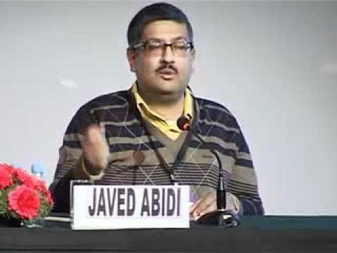 Javed Abidi Techshare India 2012 Welcome Address Javed Abidi II