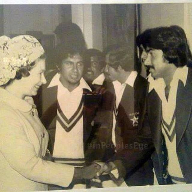 Javed Miandad Pakistan Cricket Team Player News Photos Stats
