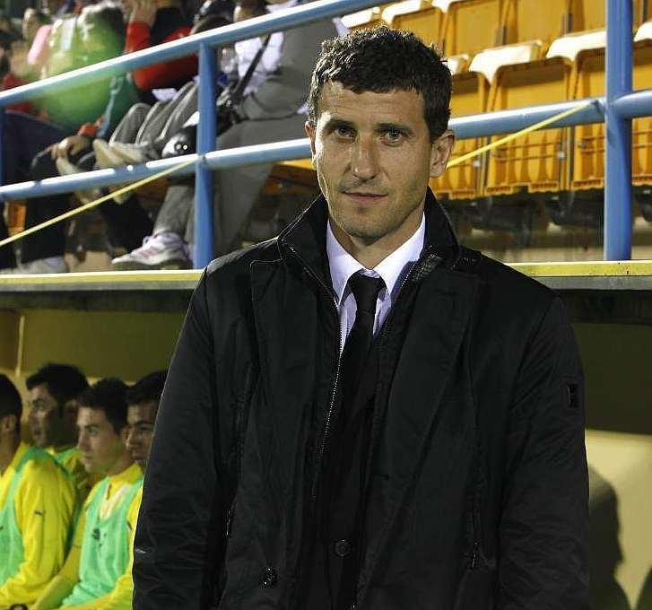 Javi Gracia Javi Gracia nuevo entrenador del Almera MARCAcom
