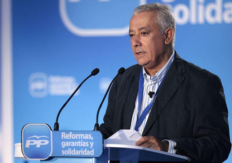 Javier Arenas (Spanish politician)