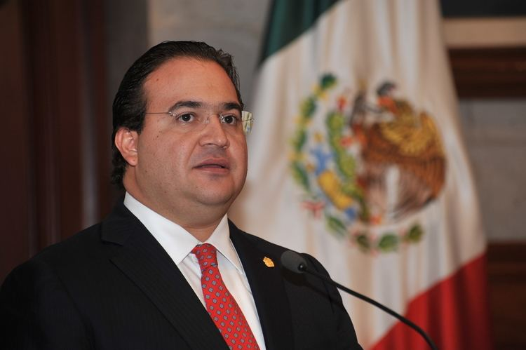 Javier Duarte de Ochoa Conferencia de prensa del gobernador Javier Duarte de