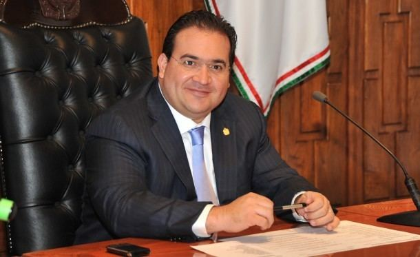 Javier Duarte de Ochoa Segob va a Veracruz para que Javier Duarte se comprometa a