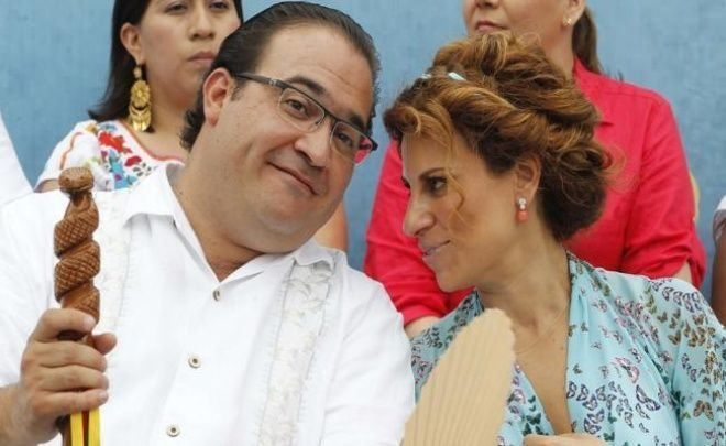 Javier Duarte de Ochoa Uncertain future for wife of exGov Javier Duarte The Yucatan Times
