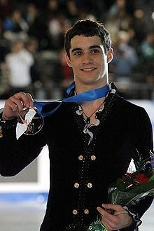 Javier Fernández (figure skater) httpsuploadwikimediaorgwikipediacommonsthu