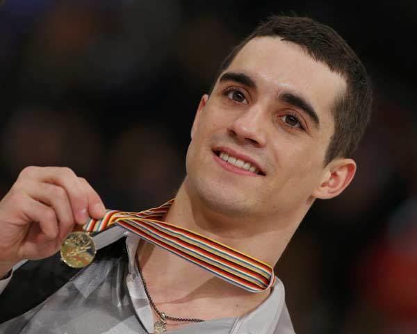 Javier Fernandez (figure skater) Sochi Olympics Chinadailycomcn