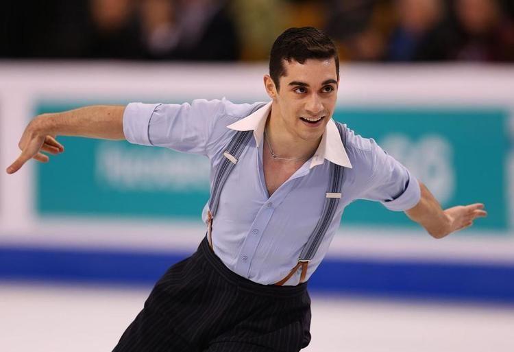 Javier Fernández (figure skater) Javier Fernandez repeats as men39s skating champion The Boston Globe