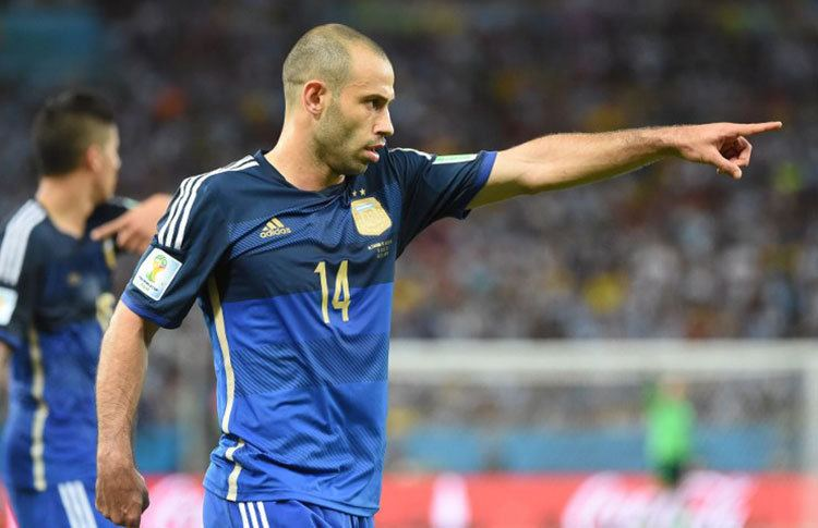 Javier Mascherano Javier Mascherano A great football product from an Argentinean city