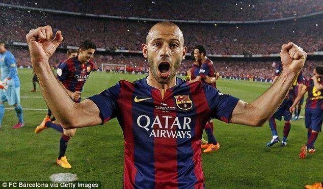 Javier Mascherano Javier Mascherano is the beast behind Barcelonas beautiful football