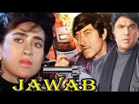 Jawab Hindi Action Movie 1995 Raaj Kumar Harish