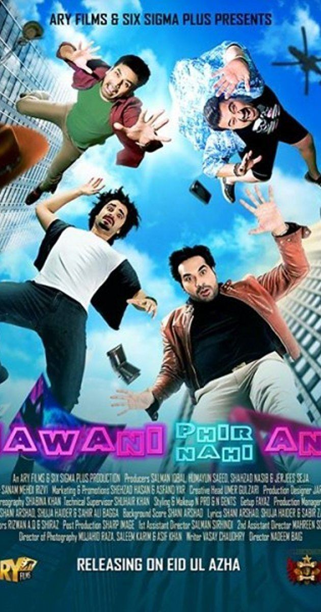 Jawani Phir Nahi Ani Jawani Phir Nahi Ani 2015 IMDb