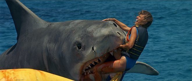 Jaws 2 Jaws 2 3 The Revenge Bluray Boxset review Bluray