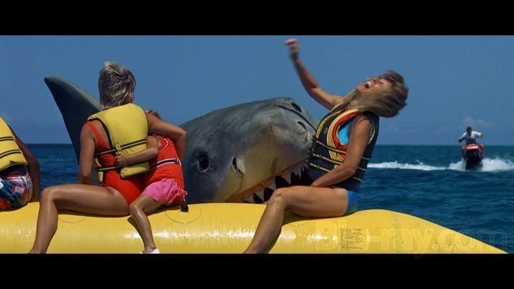Jaws: The Revenge Jaws The Revenge Bluray