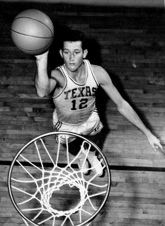 Jay Arnette Jay Arnette USA Mens Basketball Rome 1960 1 Gold Longhorns