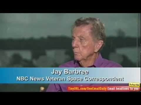 Jay Barbree Jay Barbree Space reporter NBC I39ve been very fortunate