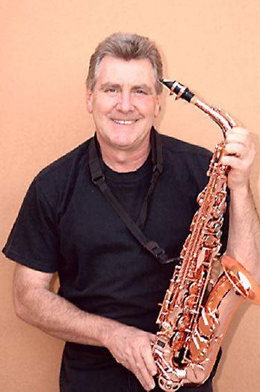 Jay Beckenstein My Musical Equipment Closet Jay Beckenstein with his