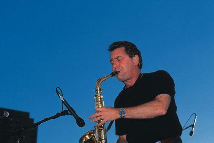 Jay Beckenstein Jazz Articles Jay Beckenstein A Spyro Solo By Brian