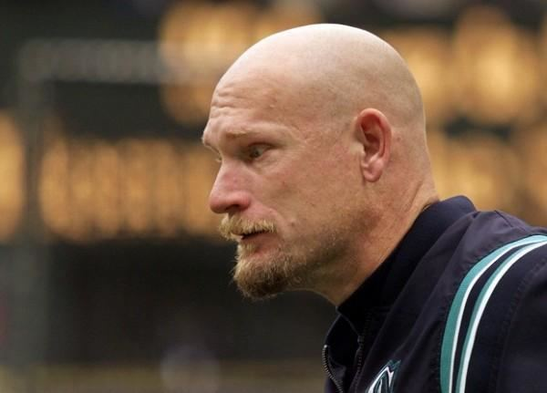 Jay Buhner Jay Buhner probably isn39t antisemitic North and South of