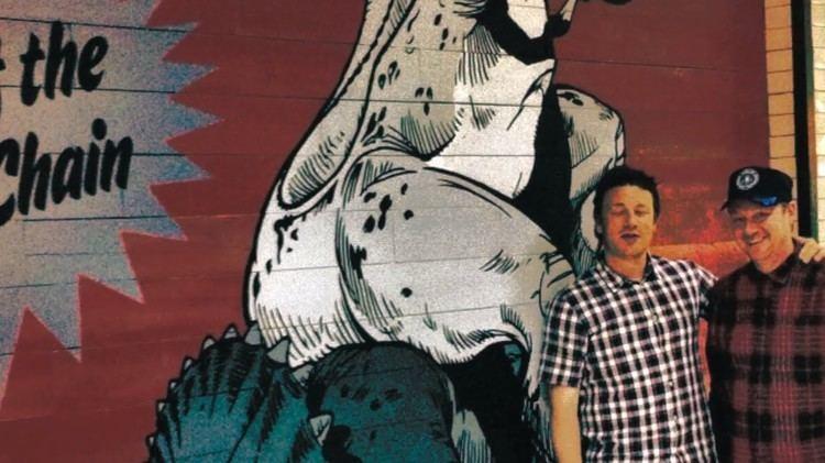 Jay Burridge Artist Jay Jay Burridge talks working with Jamie on Gatwick
