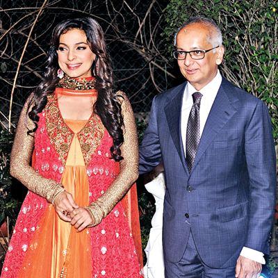 Jay Mehta Juhi Chawla39s businessman husband Jay Mehta duped of Rs3