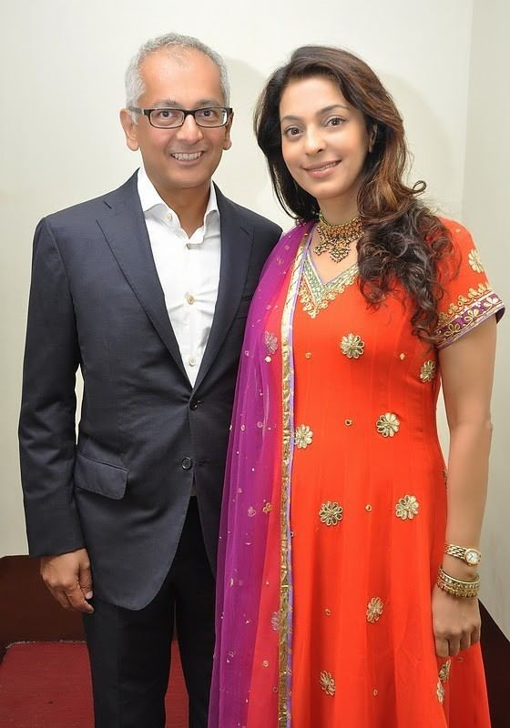 Jay Mehta Juhi Chawla started off her career as a model In the year