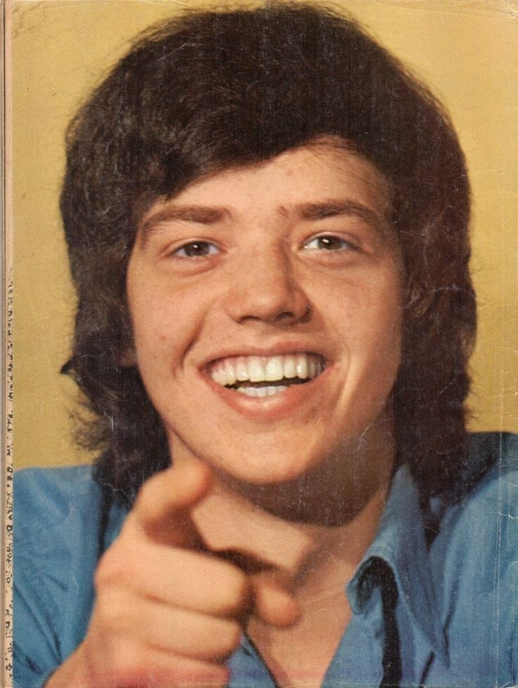 Jay Osmond Jay Osmond Back cover of Tiger Beat Spectacular August