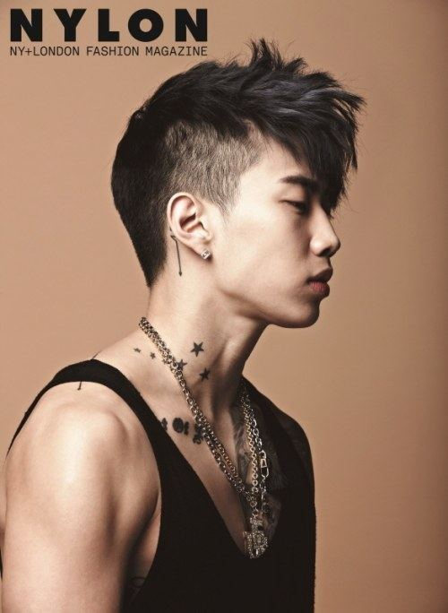 Jay Park Jay Park Goes Masculine and Sexy for quotNylonquot Soompi